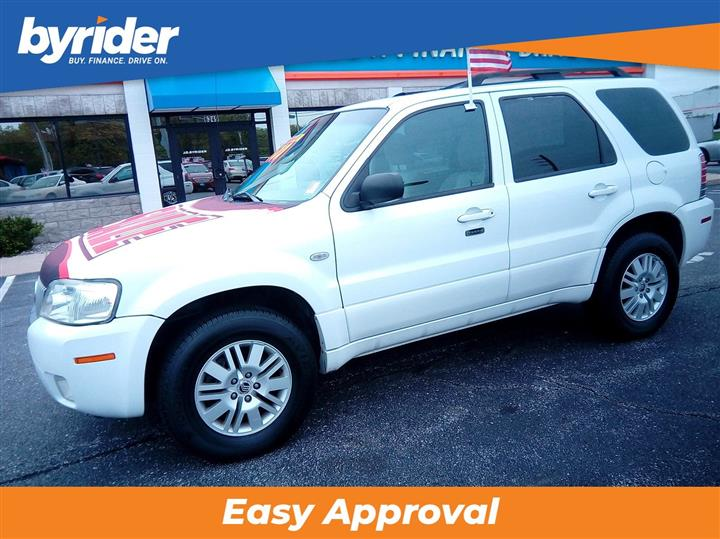 2007 Mercury Mariner Luxury Byrider