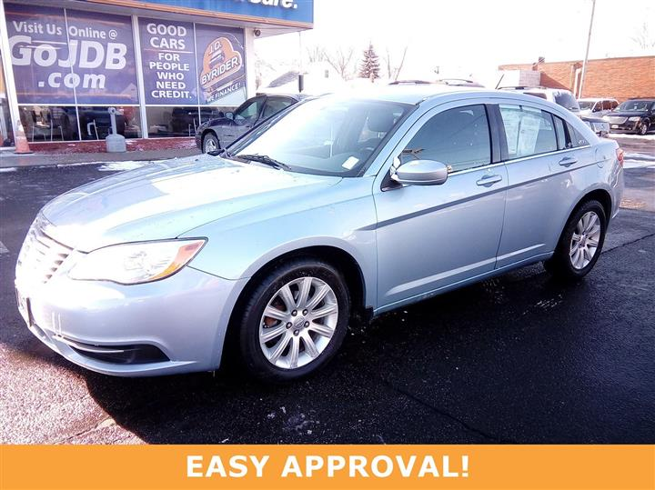 2012 Chrysler 200 Touring