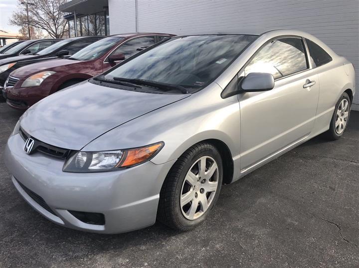 2007 Honda Civic Cpe LX