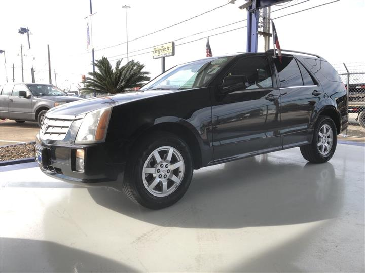 2009 Cadillac SRX RWD