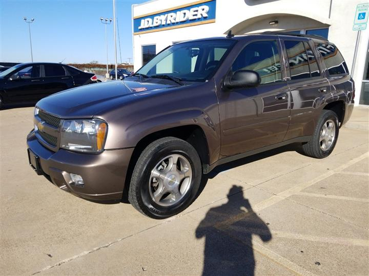 2008 Chevrolet TrailBlazer LT w/1LT