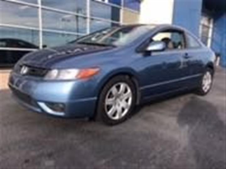 2008 Honda Civic Cpe LX