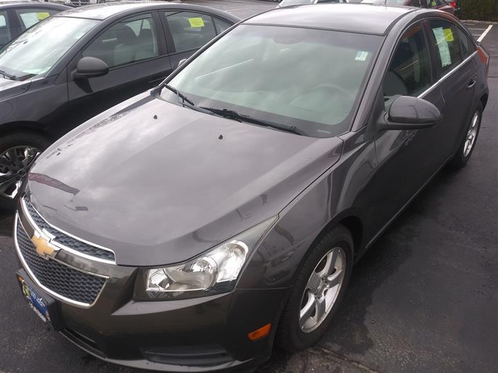 2011 Chevrolet Cruze LT w/1FL