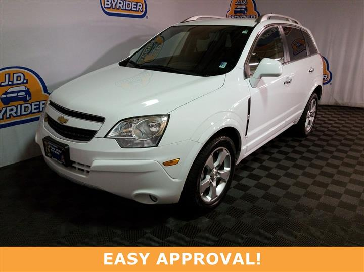 2014 Chevrolet Captiva Sport Fleet LT