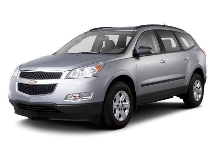 2012 Chevrolet Traverse LT w/2LT