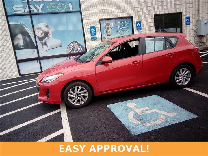 2013 Mazda Mazda3 I Touring J D Byrider