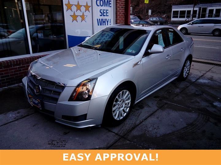 2010 Cadillac Cts Sedan Luxury J D Byrider