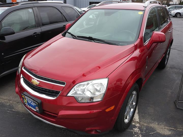 2012 Chevrolet Captiva Sport Fleet LT