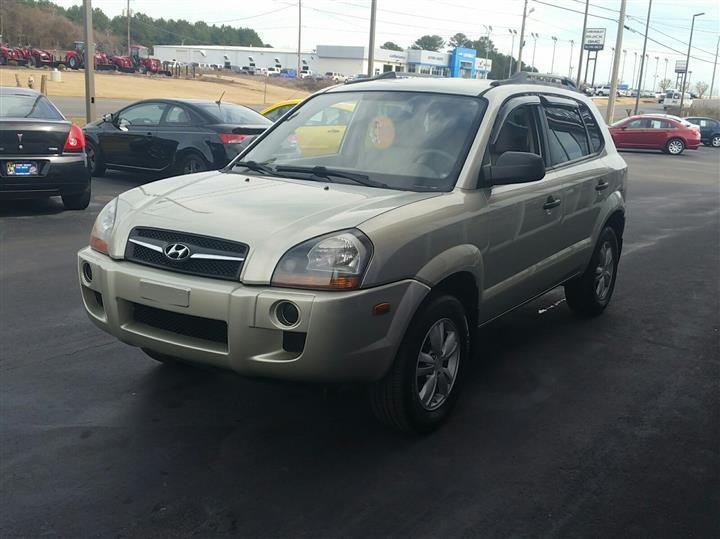 2009 Hyundai Tucson GLS