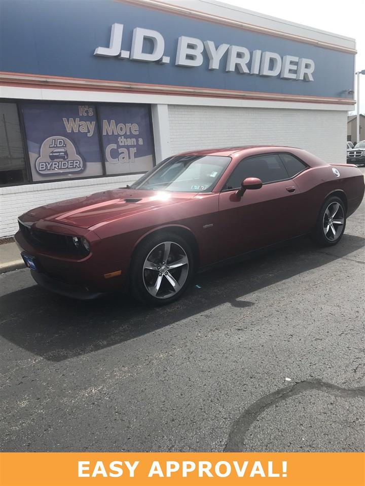 2014 Dodge Challenger SXT 100th Anniversary Appearance Gr