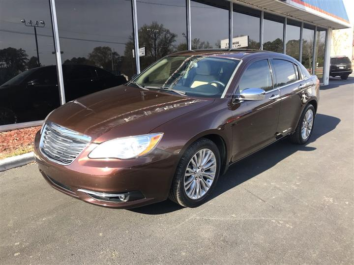 2012 Chrysler 200 Limited