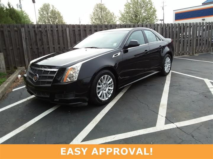 2011 Cadillac CTS Sedan Luxury