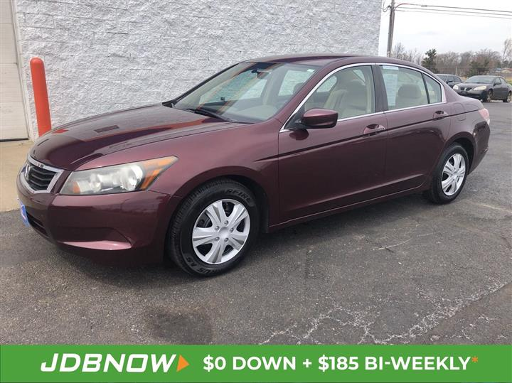 2008 Honda Accord Sdn LX