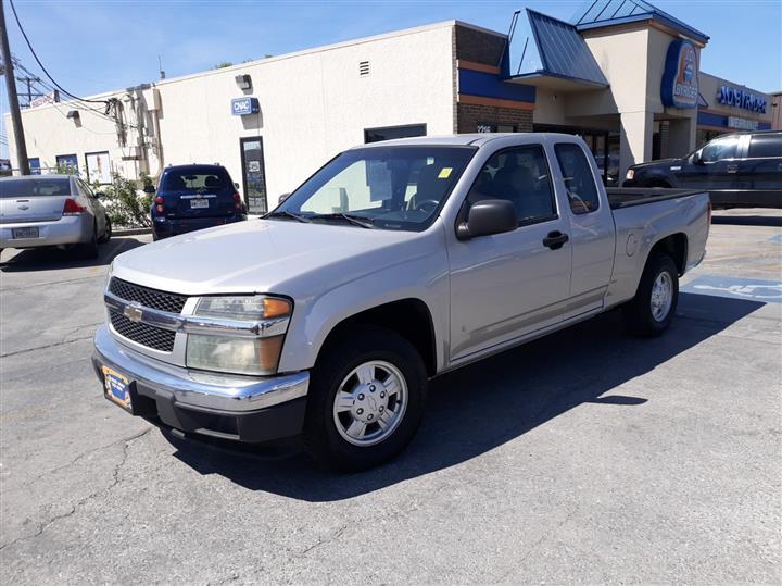 2007 Chevrolet Colorado LT w/1LT