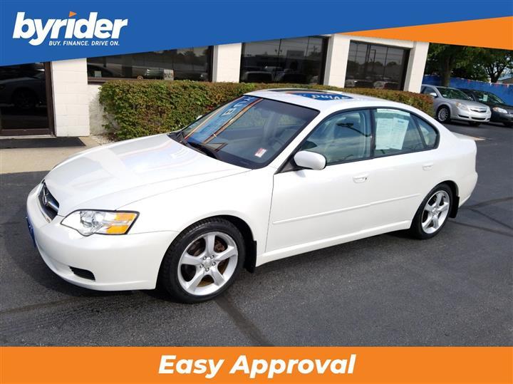 2007 Subaru Legacy Sedan Special Edition