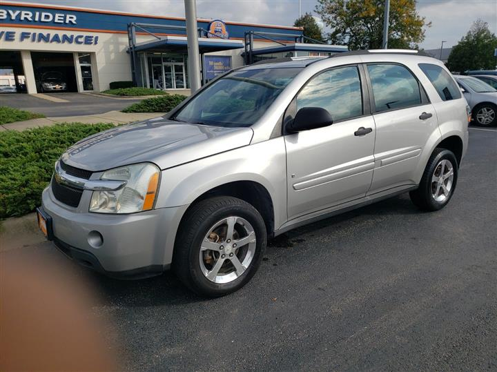 2007 chevy equinox LS