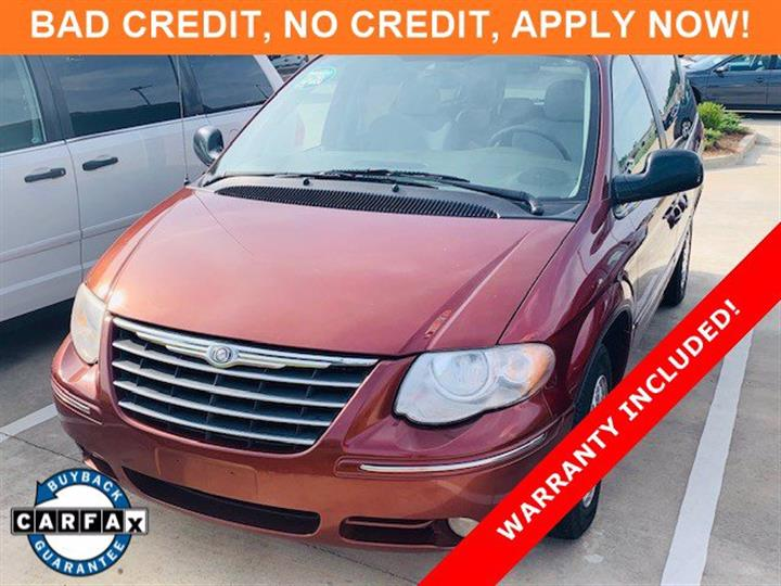 2007 Chrysler Town and Country LWB Limited