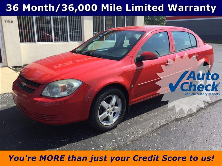 2009 Chevrolet Cobalt LT w/2LT