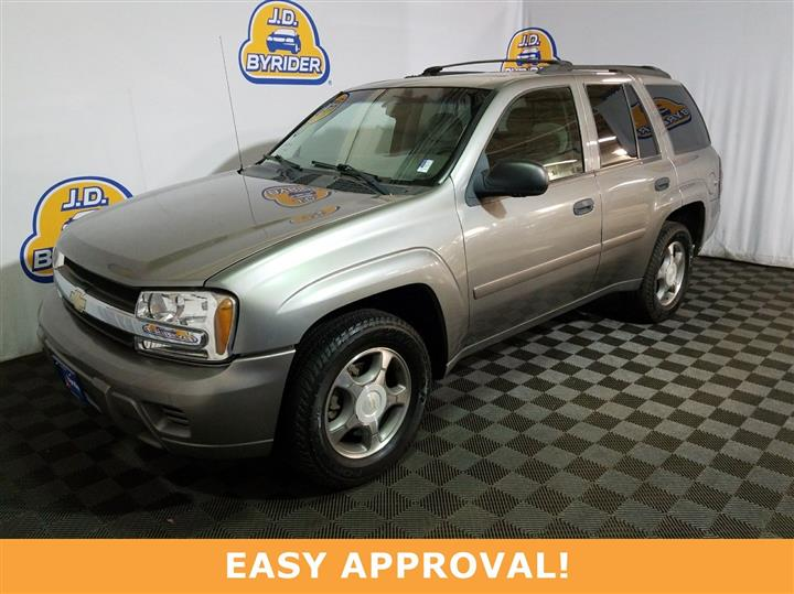 2008 Chevrolet TrailBlazer Fleet w/2FL