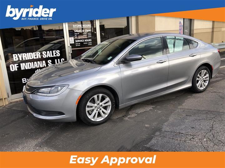 2016 Chrysler 200 Touring