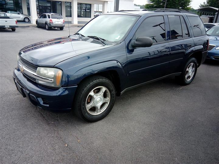 2008 Chevrolet TrailBlazer Fleet w/2FL