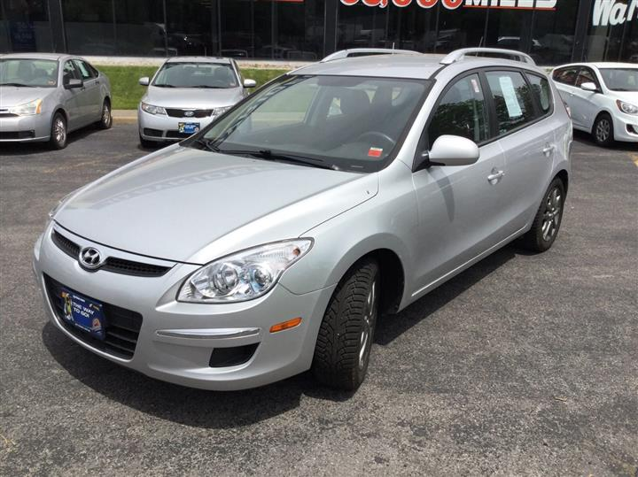 2012 Hyundai Elantra Touring GLS