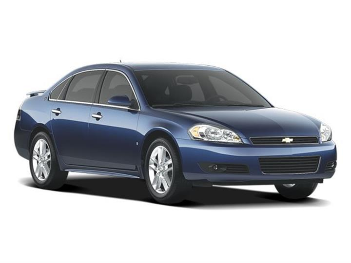 2009 Chevrolet Impala 3.9L LT