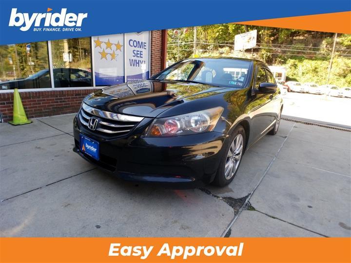 2012 Honda Accord Sdn EX