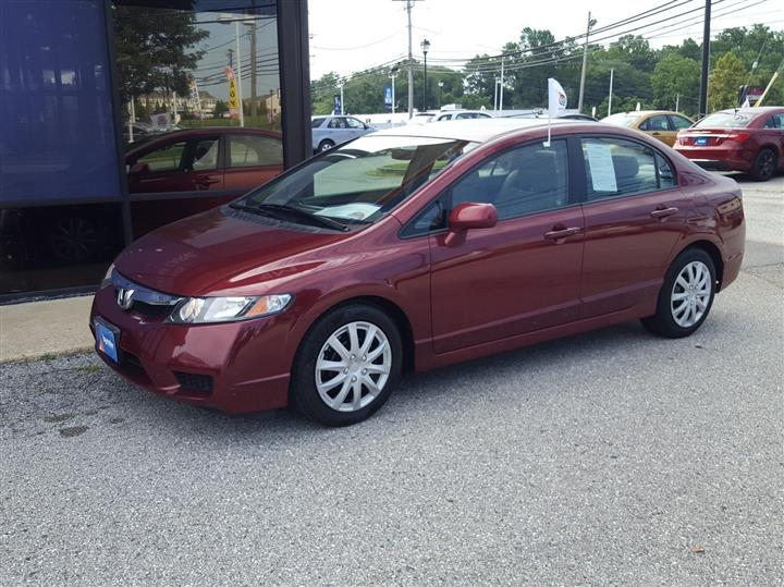 2010 Honda Civic Sdn LX