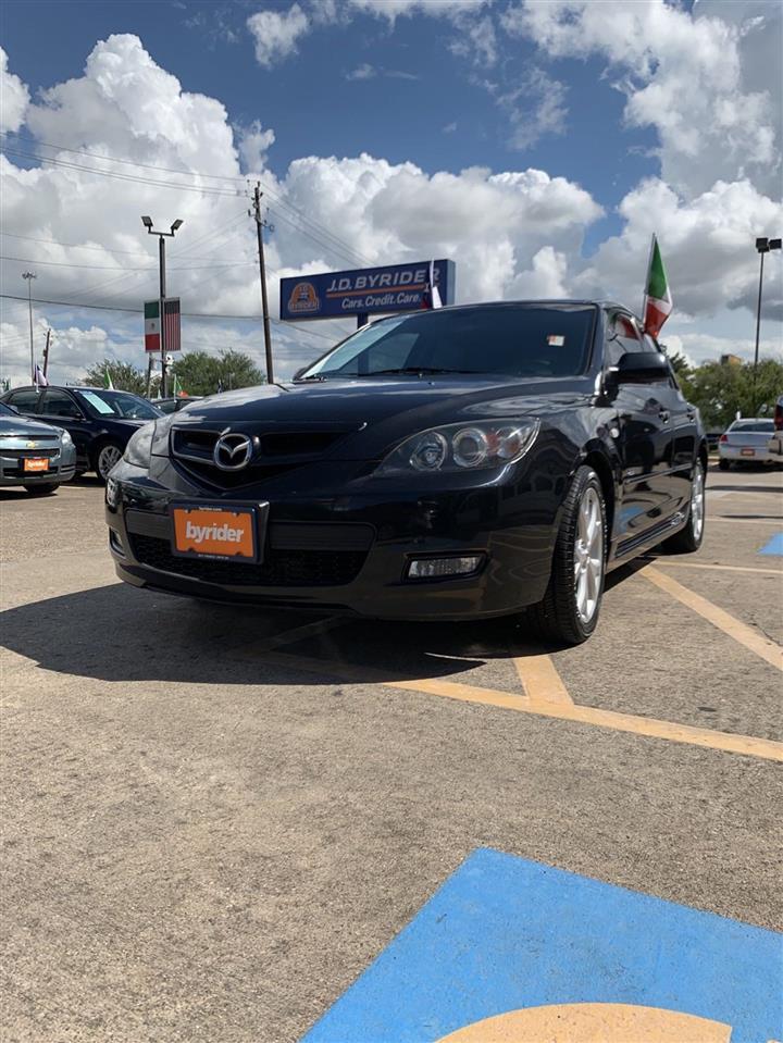 2008 Mazda Mazda3 s GT *Ltd Avail*