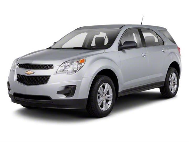 2010 Chevrolet Equinox LT w/2LT