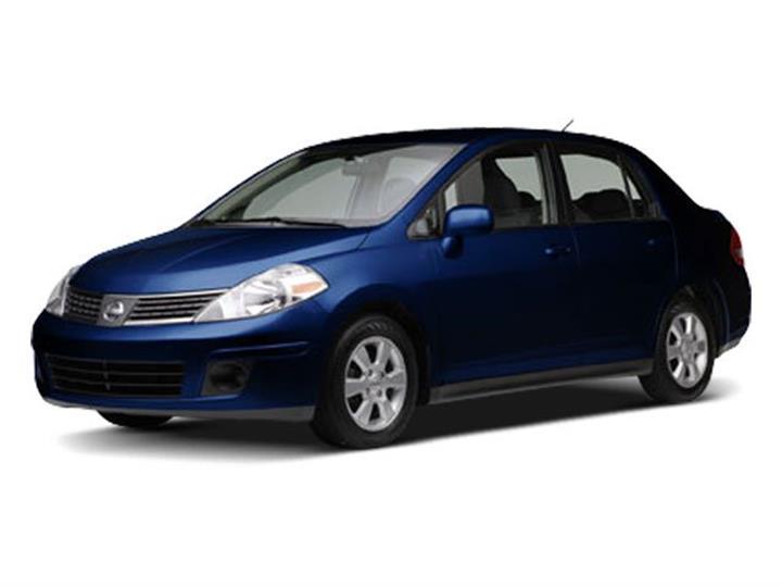 2009 Nissan Versa 1.8 S