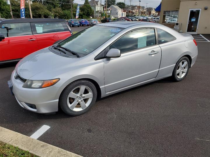 2008 Honda Civic Cpe EX