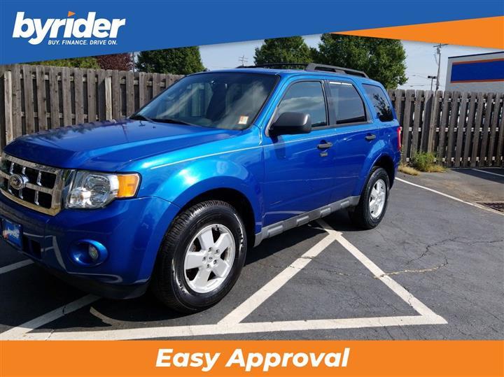 2011 Ford Escape XLm