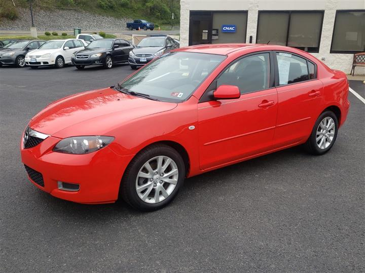 2008 Mazda Mazda3 i Touring *Ltd Avail