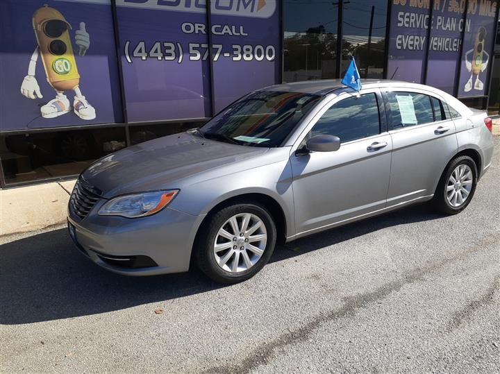 2014 Chrysler 200 Touring