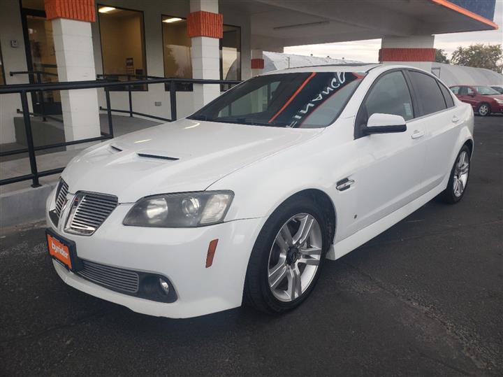 2008 Pontiac G8