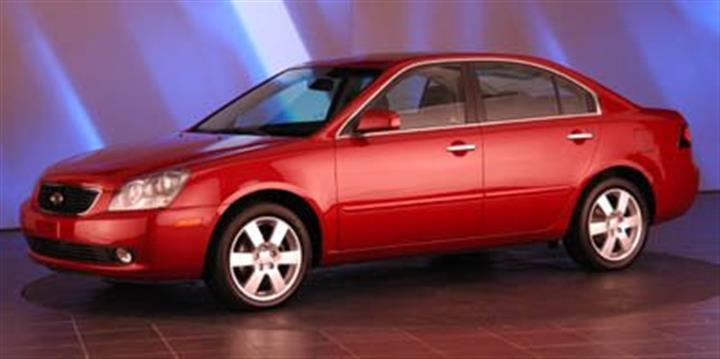 2007 Kia Optima EX