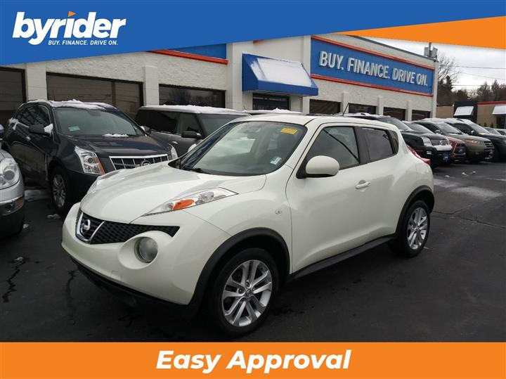 Nissan Erie Pa >> 2012 Nissan Juke Sl Erie Pa Byrider