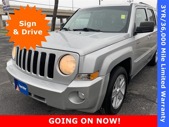 2010 Jeep Patriot Latitude