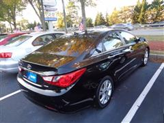 2011 Hyundai Sonata Ltd PZEV
