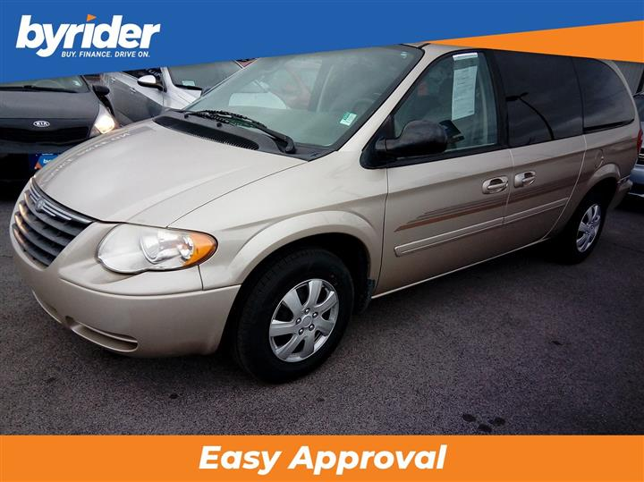 2007 Chrysler Town and Country LWB LX