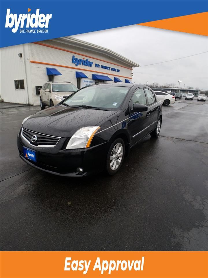 2011 Nissan Sentra 2.0 SL