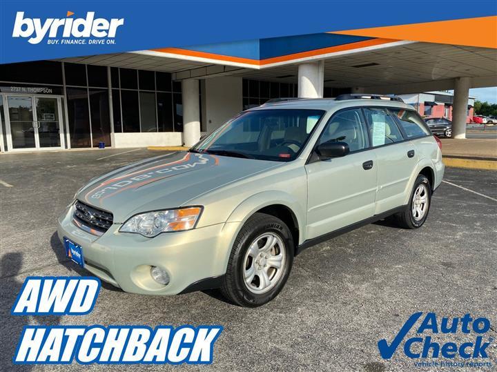 2007 Subaru Legacy Wagon Outback Basic