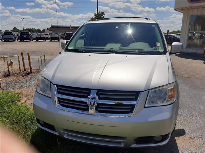 2008 Dodge Grand Caravan Sxt Springfield Il Byrider