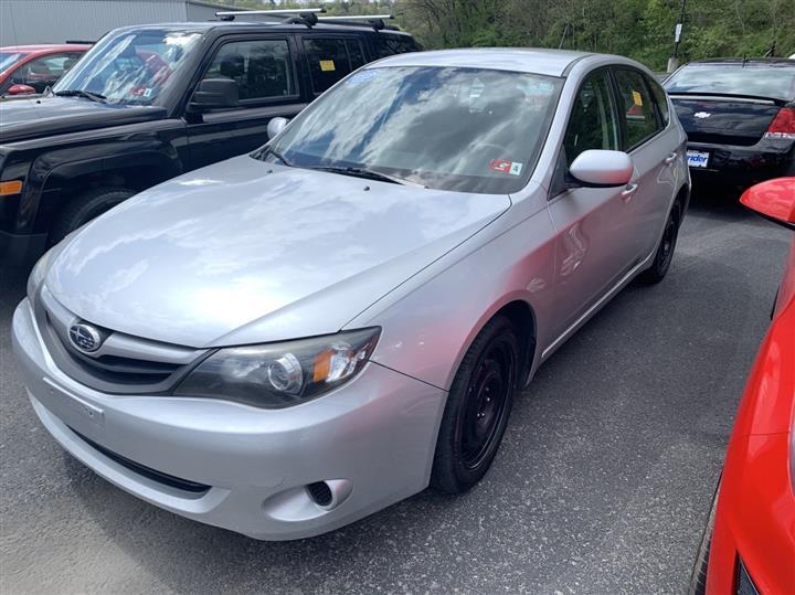 2011 Subaru Impreza Wagon 2.5i
