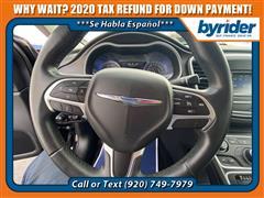 2016 Chrysler 200 Touring
