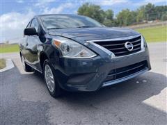 2015 Nissan Versa S