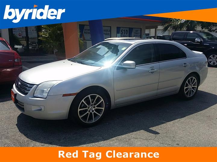 2009 Ford Fusion SEL