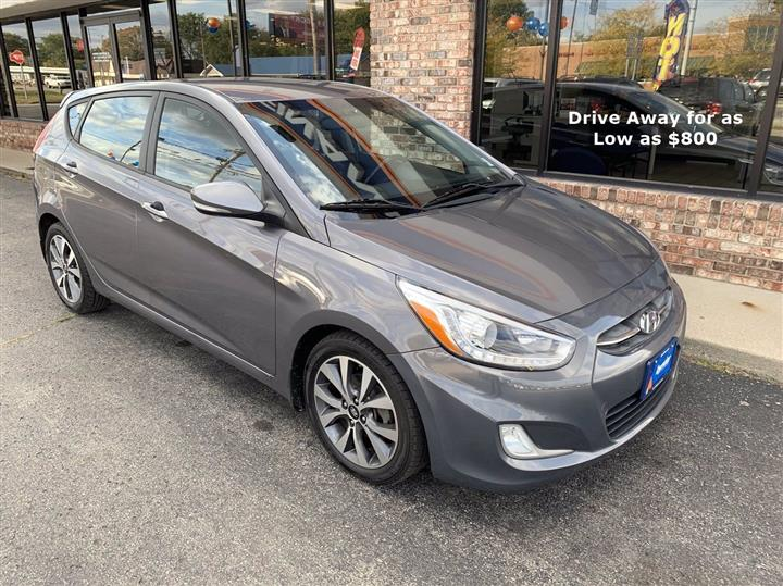 2015 Hyundai Accent Sport